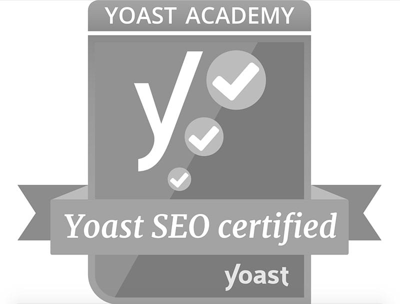 BE Business is Yoast SEO certified